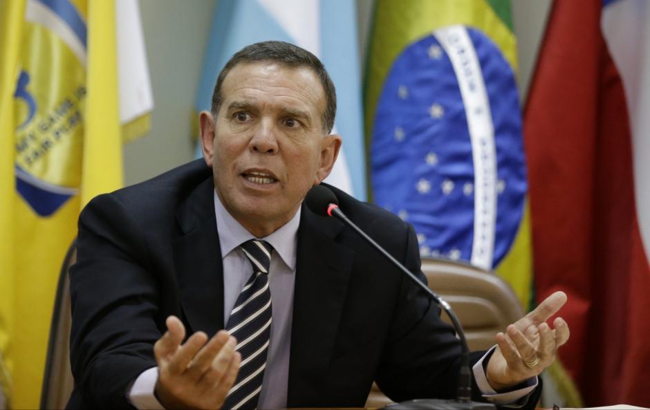 Juan Ángel Napout foto