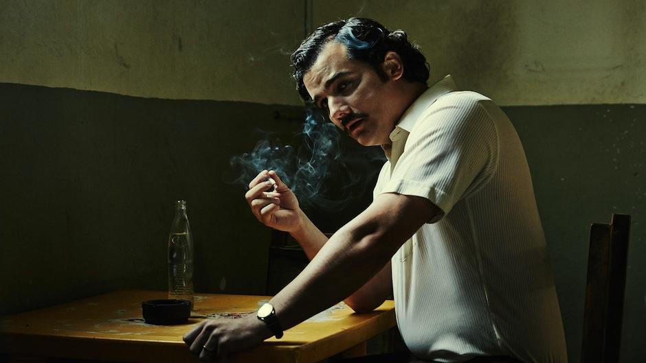 """Juan Pablo Escobar, hijo de Pablo Emilio Escobar no está de acuerdo con la historia de su padre en """"Narcos"""". (Foto: Netflix)"""