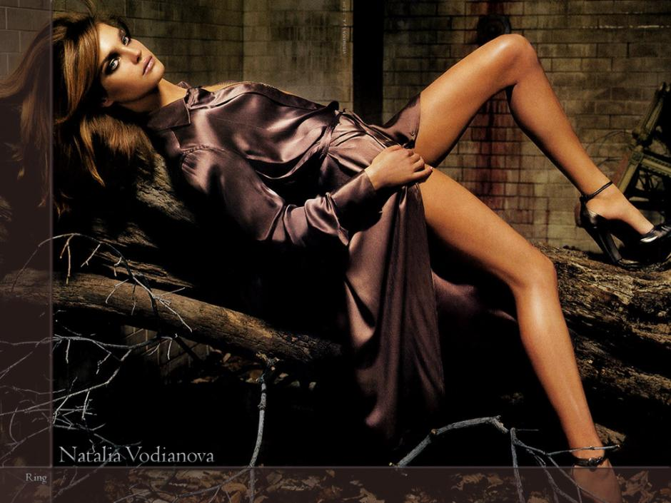 La modelo rusa, Natalia Vodianova, será sin duda la sensación en el sorteo del premundial rumbo a Rusia 2018.