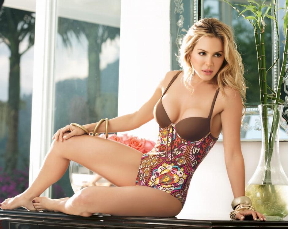 La reconocida modeloNatalia París,sostuvo una relación con el narcotraficante Julio Fierro.