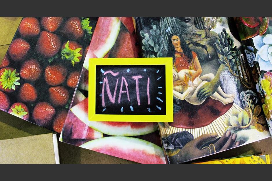 Ñati es una marca guatemalteca de accesorios reciclados. (Foto: Ñati)
