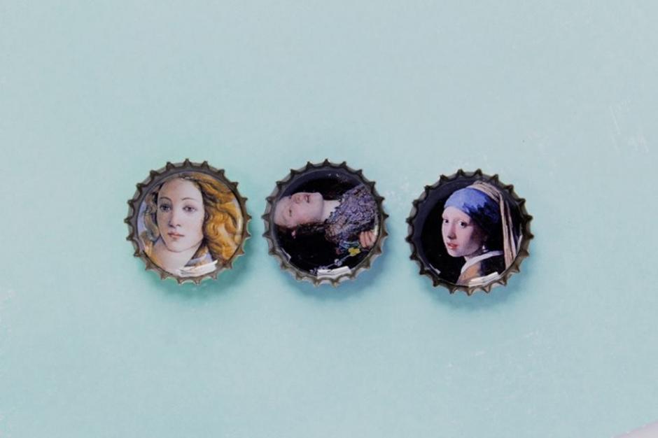 Si eres amante del arte, Botticelli, Millais y Vermeer te esperan. (Foto: Ñati)
