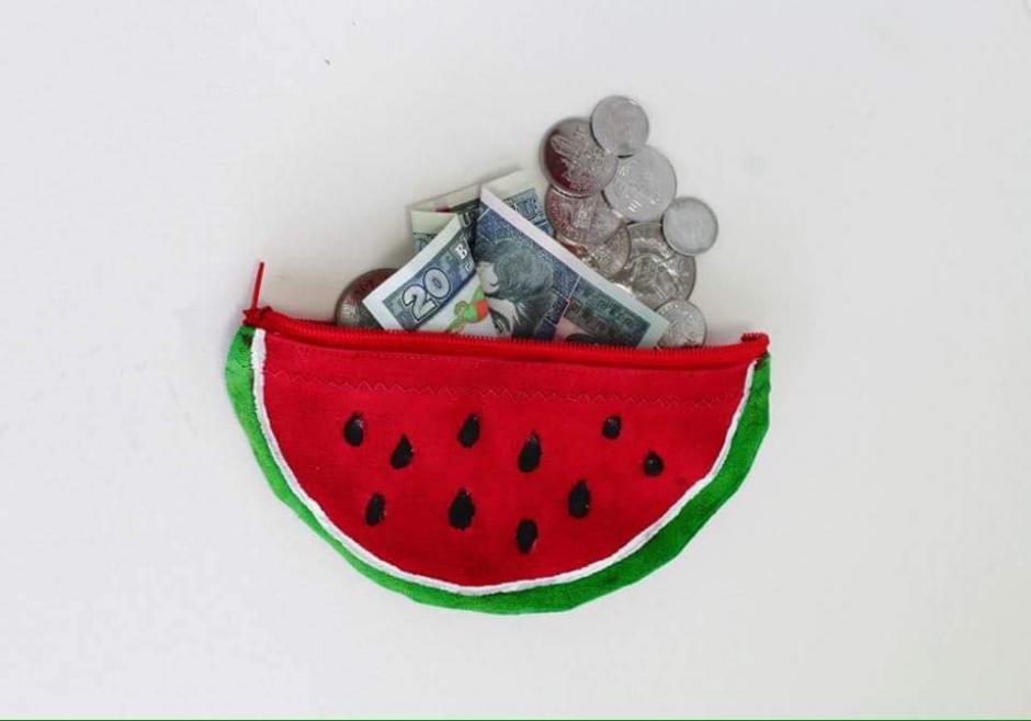 Estos monederos son perfectos para regalar a tus amigos. (Foto: Ñati)