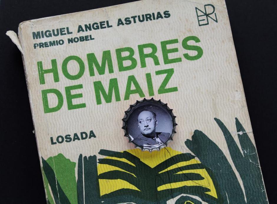 Miguel Ángel Asturias no podía faltar. (Foto: ÑATI)
