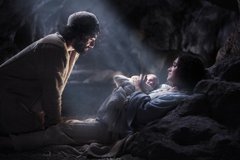"El guatemalteco interpretó a José, padre terrenal de Jesús, en ""Nativity"". (Foto: hdwallpapersinn)"