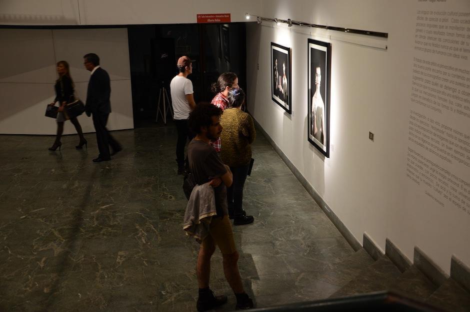 El arte cuestiona aspectos sociales y culturales. (Foto: Selene Mejía/Soy502)