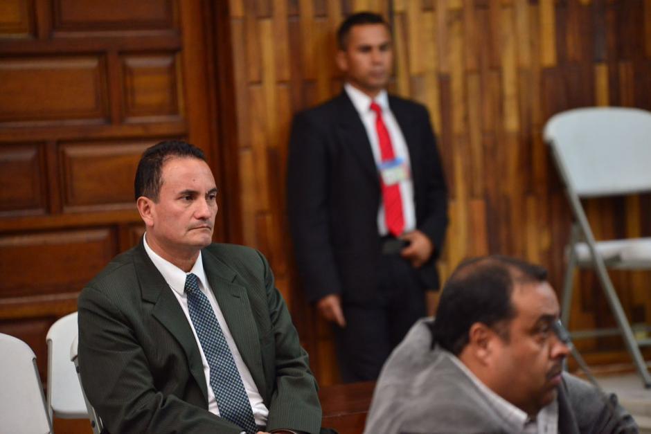 Deberá presentarse a las audiencias del caso. (Foto: Jesús Alfonso/Soy502)