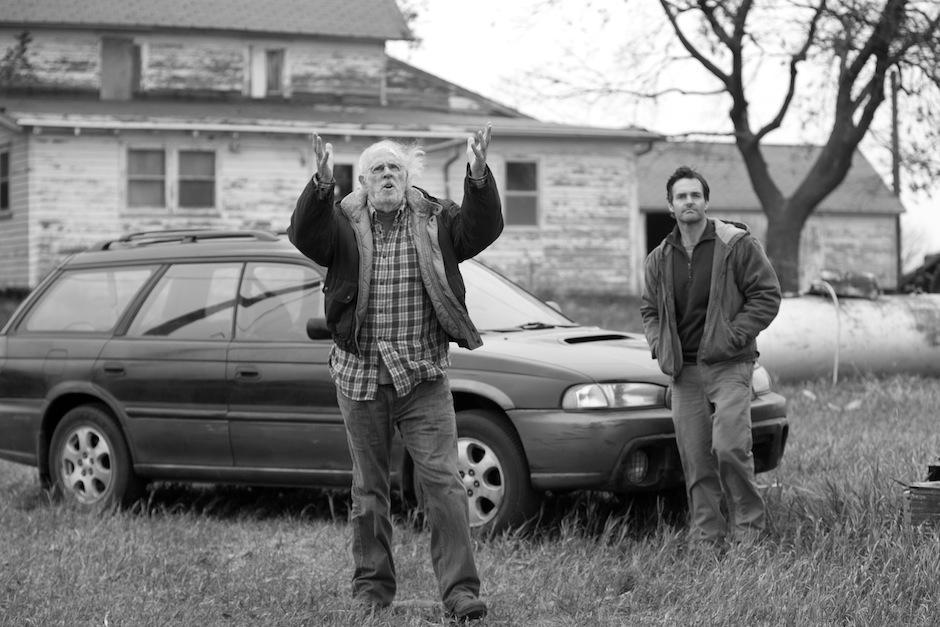 Nebraska: padre e hijo realizan un viaje para cobrar un premio, en el camino se reencuentran. (Foto: Vegasseven)