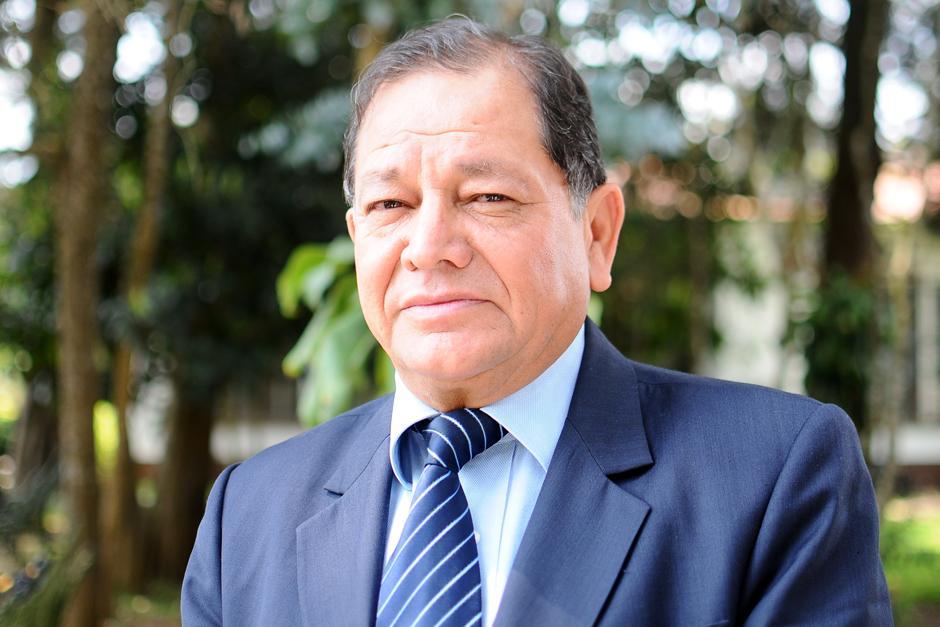 Neftaly Aldana Herrera fue juez de Primera Instancia Civil y ahora será Magistrado Titular de la CC. (Foto: Archivo/Soy502)