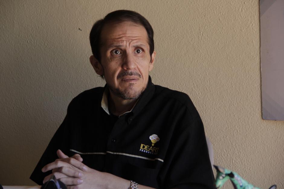Leal vivió más de un mes de sufrimiento, pero que le sirvió para comunicarse con Dios, (Foto: Fredy Hernández/Soy502)