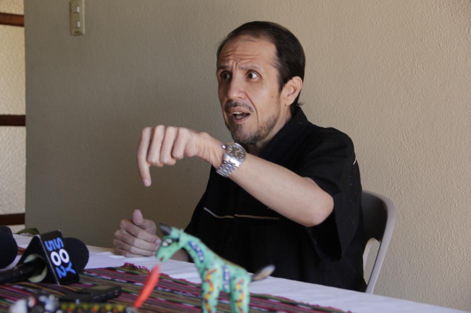 Su salud se complicó por un problema de desnutrición crónica. (Foto: Fredy Hernández/Soy502)