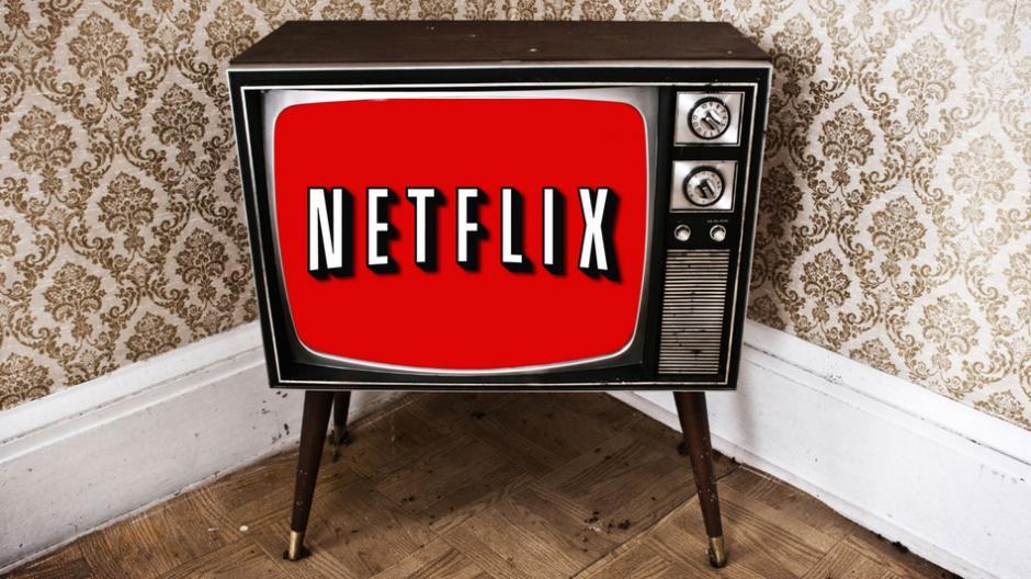 Netflix representa la pereza. (Foto: mashable.com)