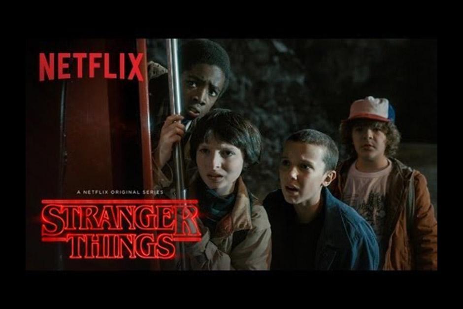 Stranger things es una serie original de Netflix estrenada en 2016. (Foto: Archivo)