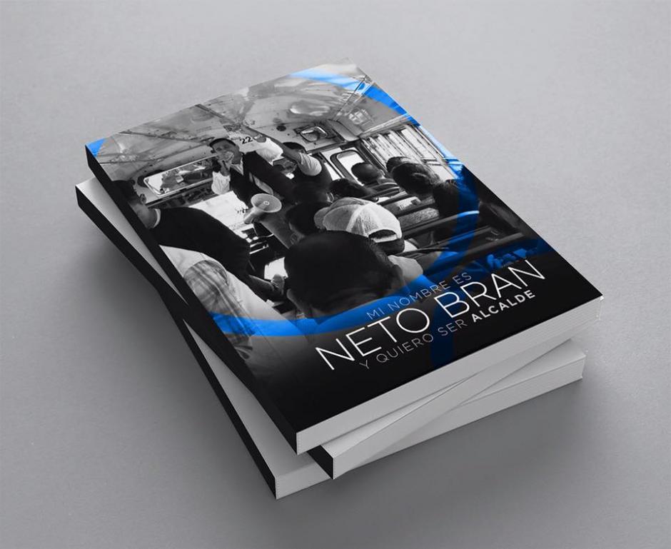Neto Bran escribe un libro autobiográfico. (Foto: Neto Bran/Facebook)