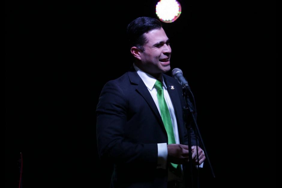 Neto Bran es el alcalde de Mixco. (Foto: Facebook/Neto Bran)