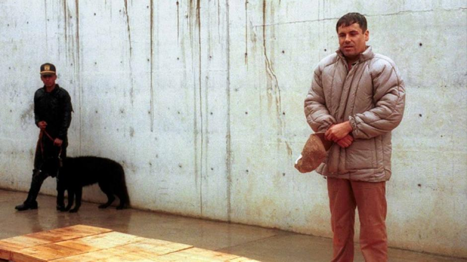 """Joaquín """"El Chapo"""" Guzmán Loera fue capturado por primera vez en Guatemala e inmediatamente entregado a las autoridades mexicanas. (Foto. Archivo)"""