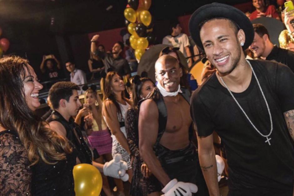 Neymar fue declarado culpable de evasión de impuestos y fraude fiscal. (Foto: Instagram)
