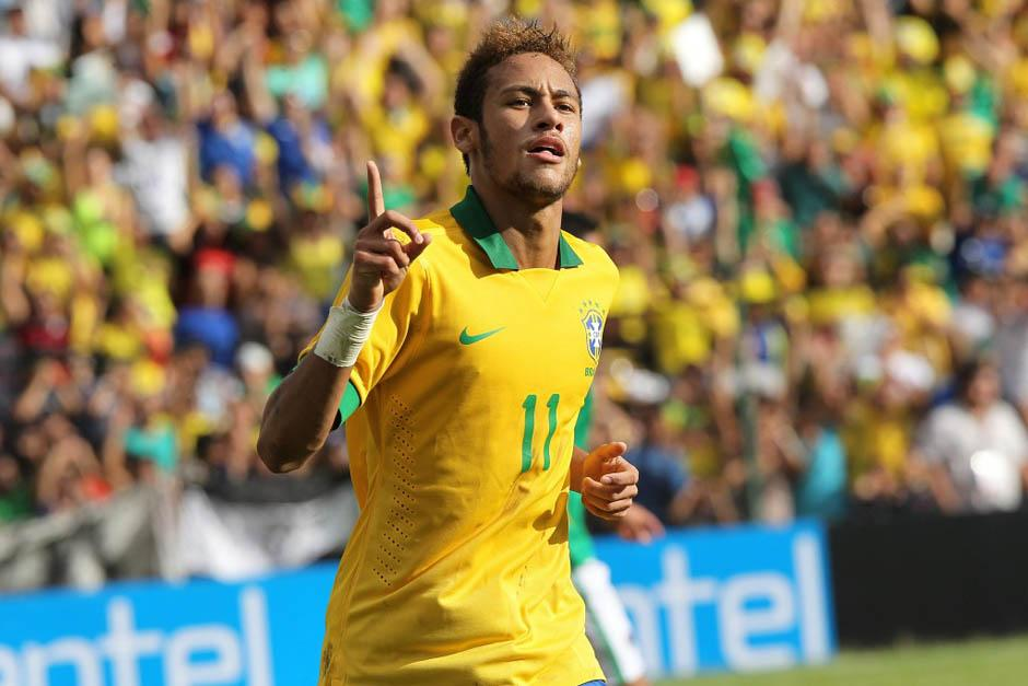 """Brasil está dentro del """"top ten"""" de la clasificación mundial de la FIFA"""