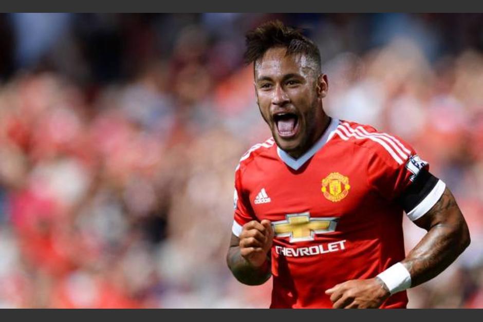 Neymar se vestiría de rojo pronto aseguran algunos medios en España e Inglaterra. (Foto: Mundo Deportivo)