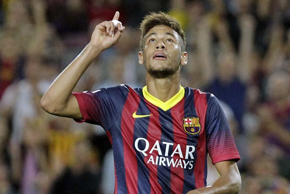 Neymar, recién fichado por el Barcelona, opta por formar parte de los mejores once jugadores del año. (Foto: EFE)