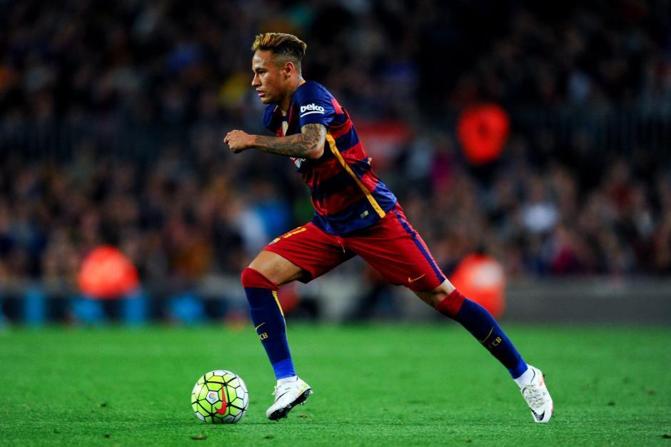 Tras renovar su contrato en el Barcelona, Neymar ganará 31.3 millones de dólares al año. (Foto: Red Bull)