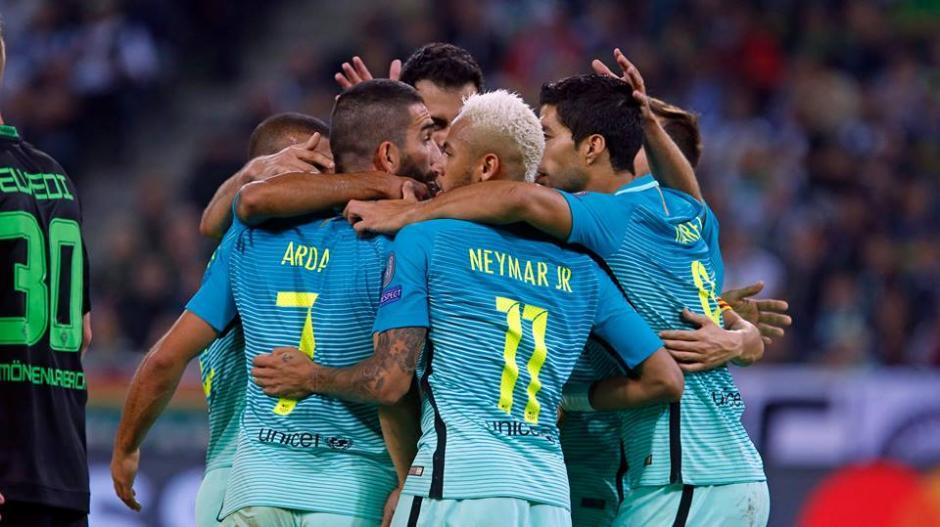 Neymar ha tenido una carrera exitosa en el equipo catalán. (Foto: Facebook/FC Barcelona)