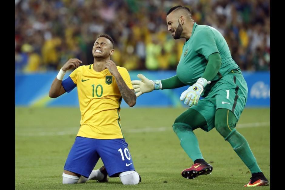 Neymar guió a Brasil a su primer oro olímpico. (Foto: Archivo/Soy502)