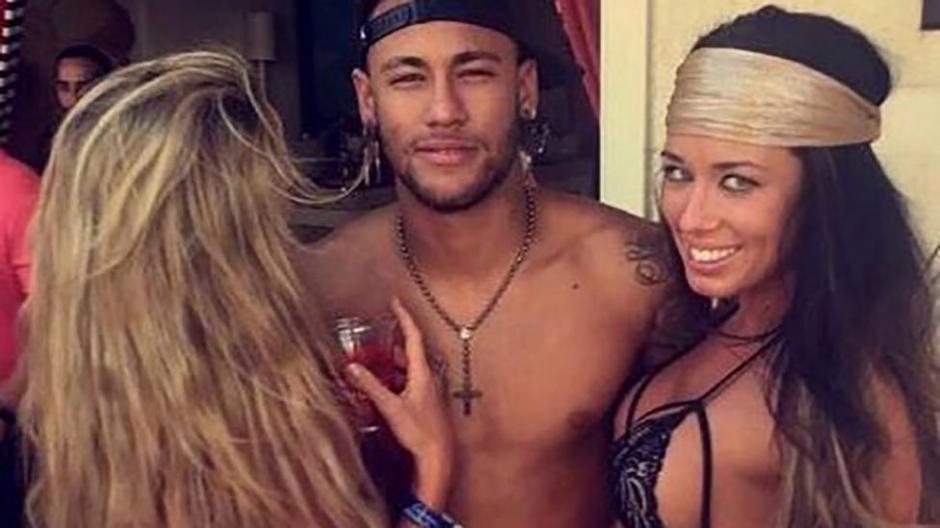 Rivelino neymar foto