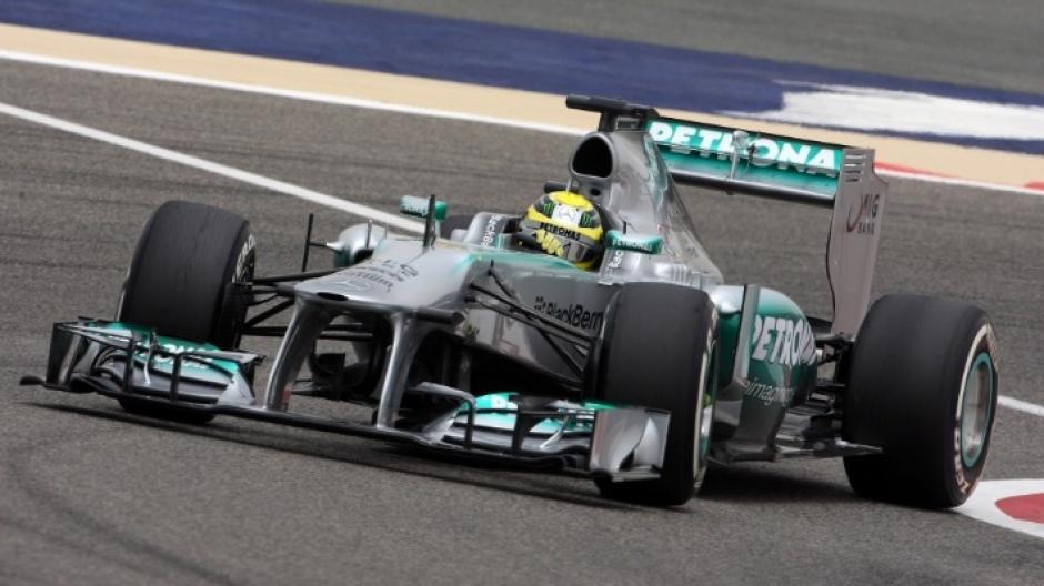 Mercedes, Nico Rosberg, Baharein, F1, Test Neumáticos,