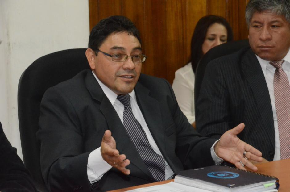 El Director del Sistema Penitenciario reconoció haber negociado y alcanzado acuerdos con los reos de Pavón. (Foto: cortesía José Castro)