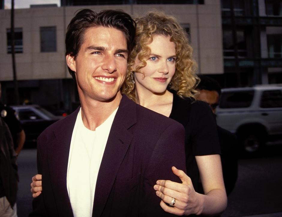 Nicole Kidman y Cruise se conocieron en 1990 durante una audición. (Foto: harpersbazaar.es)