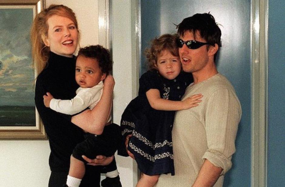 Estando juntos adoptaron a Isabella y a Conner. (Foto: los40.com)