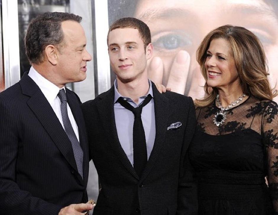 Es hija de Chet Hanks. (Foto: Daily Mail)