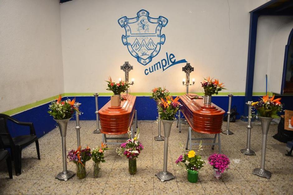 La madre pide ayuda para los gastos del entierro. (Foto: Gustavo E. Méndez/Soy502)