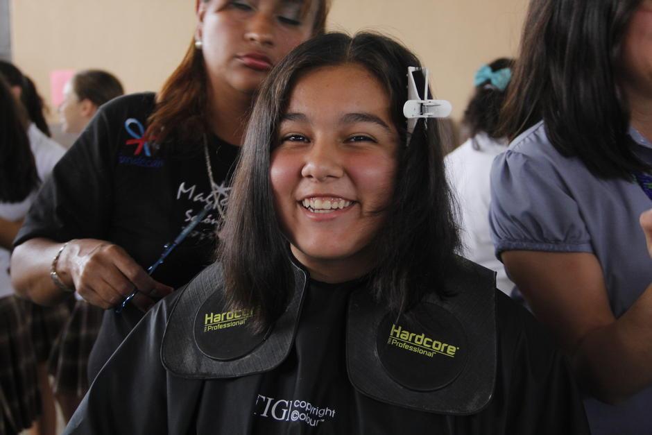 El cabello debe estar limpio, seco y sano. (Foto: Fredy Hernández/Soy502)