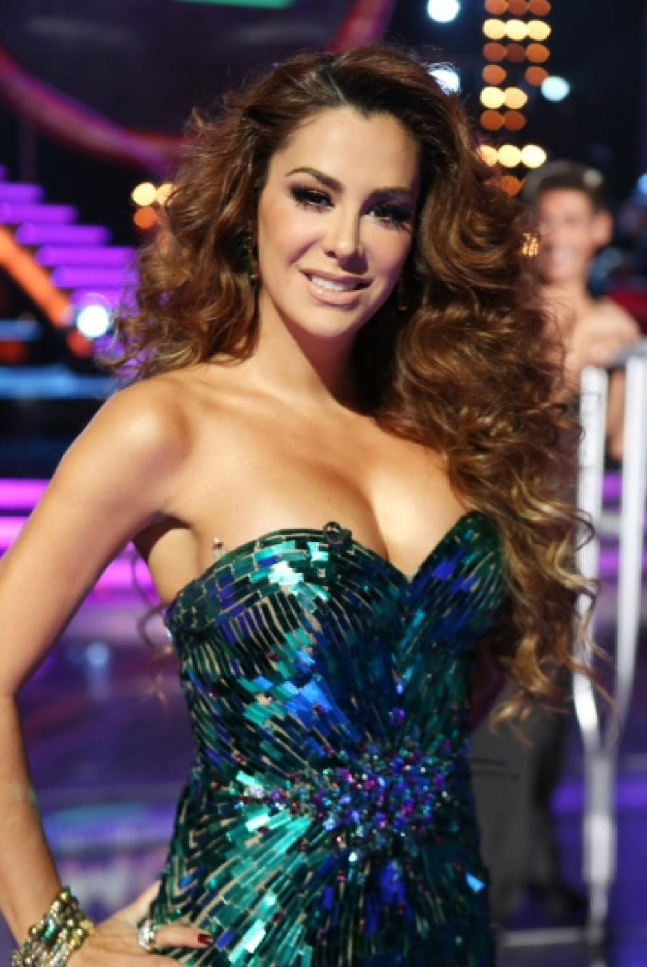 Ninel Conde es una cantante y actriz mexicana