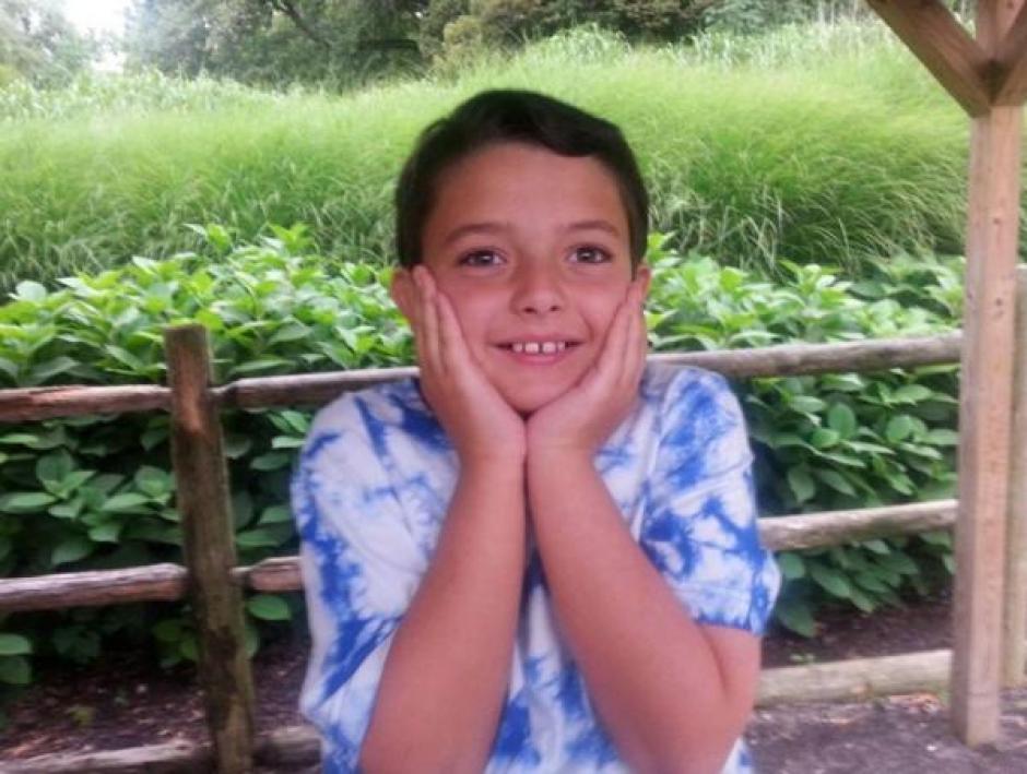 El padre de Christopher Cornelius escribió una conmovedora carta porque su hijo no tiene amigos. (Foto: www.infobae.com)