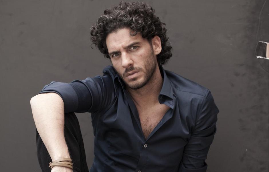 """Erick Elías de """"La espada y la rosa"""". (Foto: latiniconos.com)"""