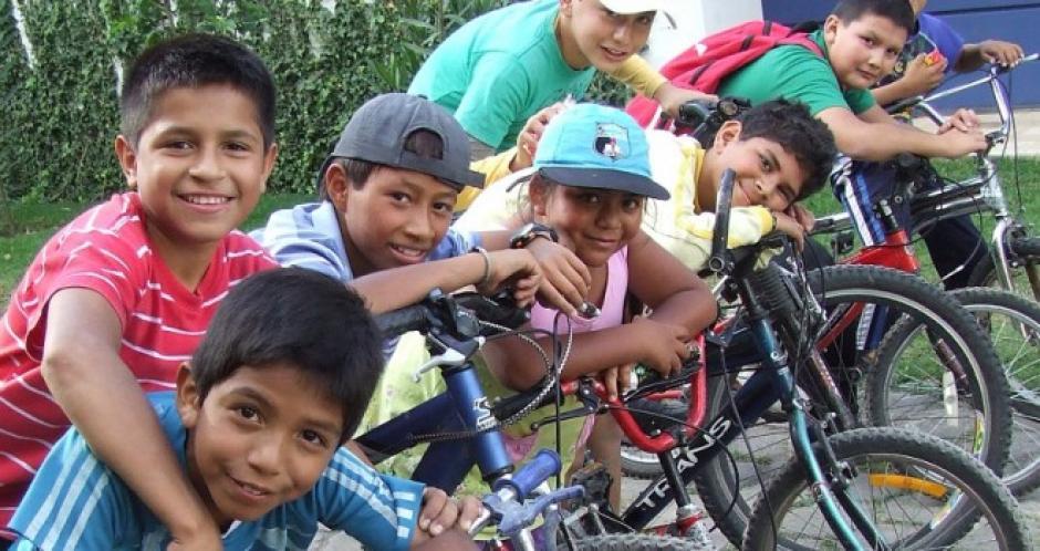 El grupo espera recibir donaciones para poder entregarlas a los niños. (Foto: Veoverde)