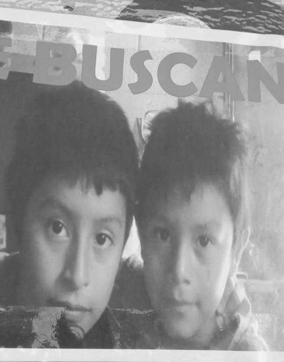Los niños desaparecieron el pasado martes en horas de la tarde. (Foto: @IsavelLeyda)