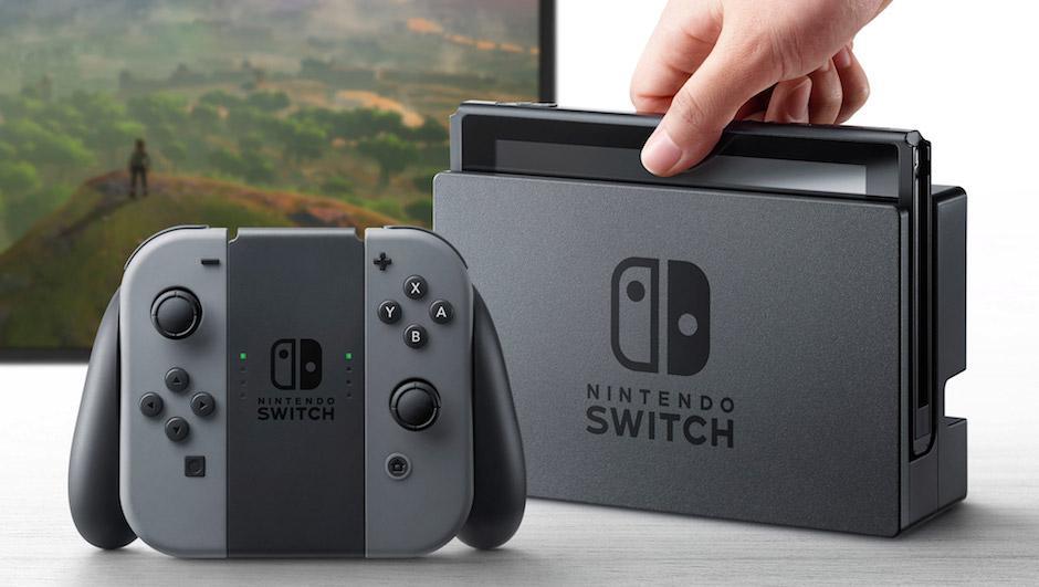 Así luce la nueva consola de Nintendo. (Foto: Nintendo)