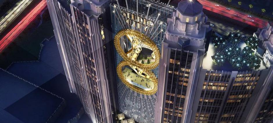 Macao contará con una noria con forma de número ocho. (Foto: Google)