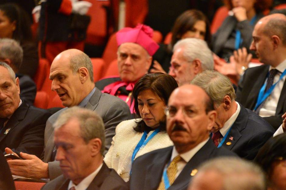 Entre los invitados especiales se encuentra Norma Torres. (Foto: Wilder López/Soy502)
