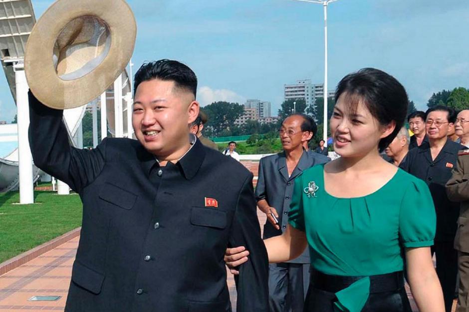 Ri Sol-ju se caso con Kim Jong-un en el 2009. (Foto: Google)