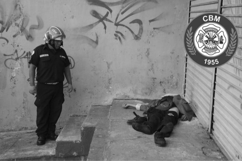 Al menos 27 personas sin hogar han sido atacados en lo que va del año. (Foto: Archivo/@bomberosmuni)