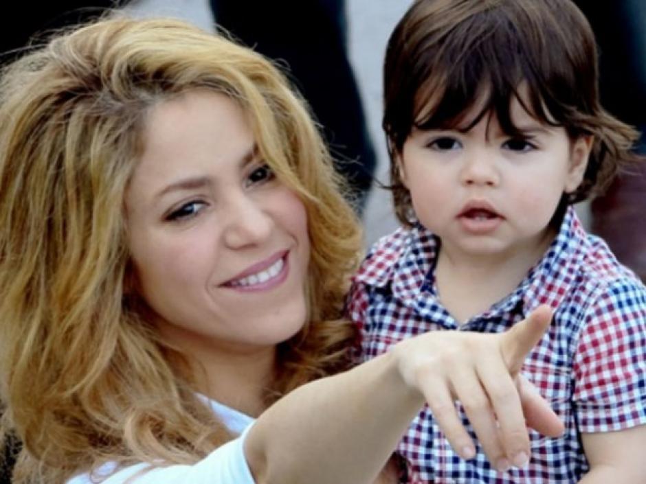 Shakira estuvo los cuatro días al lado de su primer hijo sin que fuera vista en el hospital. (Foto: 20 minutos)