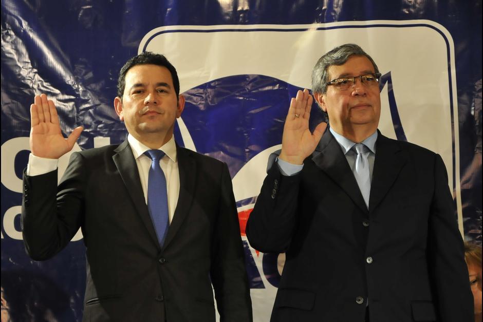 En Fulanos y Menganos ellos realizaron la Asamblea General con el partido FCN Nación. (Foto: Nuestro Diario)