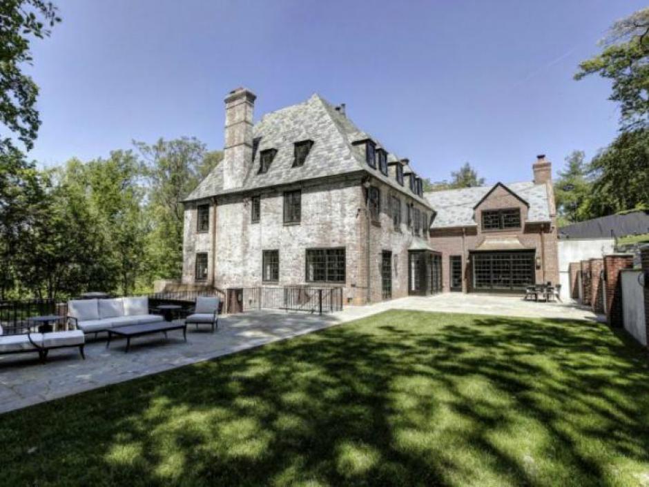 La lujosa residencia se encuentra en Washington. (Imagen: trome.pe)