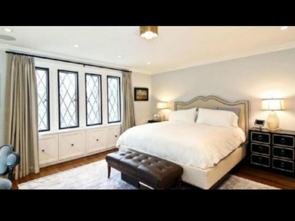 La habitación principal cuenta con dos baños. (Imagen: trome.pe)