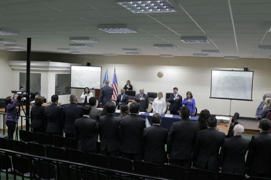 La sala tiene espacio para 300 personas. (Foto: Alejandro Balán/Soy502)